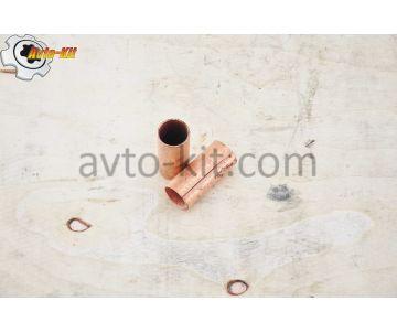Втулка ушка рессоры задней Foton 1043 Фотон 1043 (3,7 л) (медная)