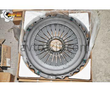 Корзина сцепления (диск нажимной) d=430 мм обратный выжим HOWO