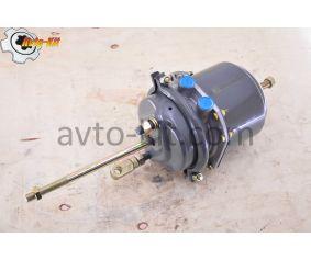 Энергоаккумулятор задний (камера тормозная задняя с энергоаккумулятором) L=270  650*230*230 длинный шток HOWO