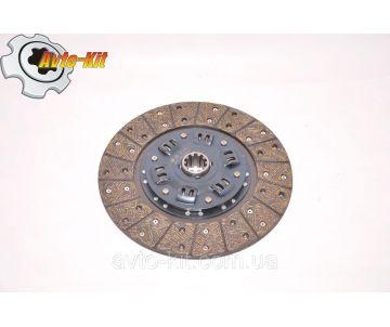 Диск сцепления ведомый (крупный шлиц) FAW 1051 ФАВ 1051 (3,17)
