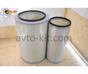 Элемент фильтра воздушного со вставкой (K3046) HOWO