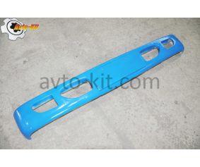Бампер передний (синий) FAW 1031, 1041 ФАВ 1041 (3,2 л)
