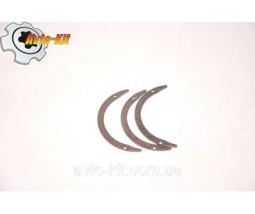 Полукольца упорные коленвала FAW 1061 ФАВ 1061 (4,75 л)