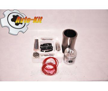 Комплект поршневой Jac 1020 YSD490Q (Джак 1020) (оригинал YTO) (4гил+4пор+4пал+4кол)