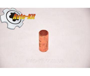 Втулка ушка рессоры задней Jac 1020 (Джак 1020) (медная.штамп)