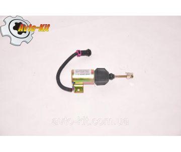 Клапан электромагнитный выключения двигателя, 24В FAW 1051 ФАВ 1051 (3,17)