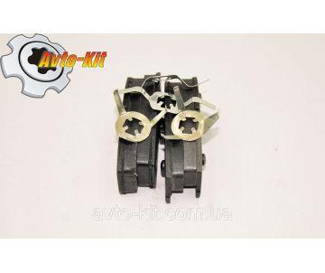 Колодки тормозные передние c ABS (4 шт) Geely CK