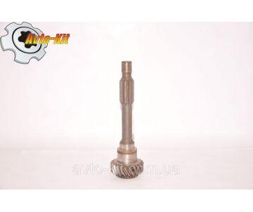 Вал первичный в сборе FAW 1051 ФАВ 1051 (3,17) (диаметр концевика 25 мм)