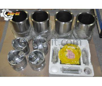 Комплект поршневой Jac 1020 QC490Q (Джак 1020) (4гил+4пор+4пал+4кол)