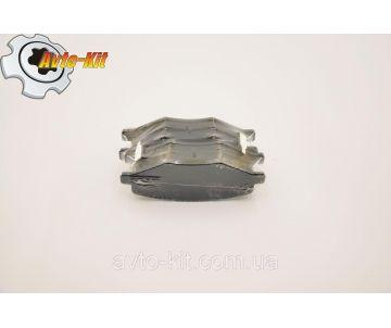 Колодки тормозные передние без ушка ( с ABS) (комплект 4шт) Chery Amulet