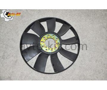 Крыльчатка вентилятора (9 лопастей с кольцом) FAW-3252