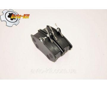 Колодки тормозные передние без ABS (4 шт) Geely CK