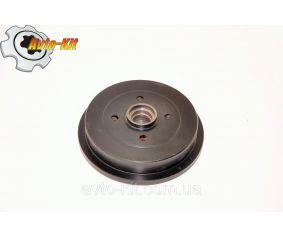 Барабан тормозной задний (под 2-й подш.37мм без abs ) Geely CK