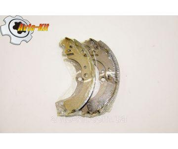 Колодки тормозные задние с ABS (4 шт) Geely CK