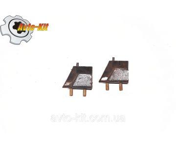 Подушка двигателя задняя (подушка КПП) Foton 1043 Фотон 1043 (3,7 л)