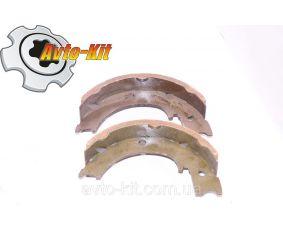 Колодка тормозная стояночного тормоза FAW 1031, 1041 ФАВ 1041 (3,2 л)