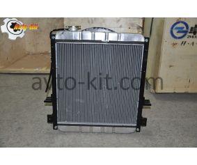 Радиатор алюминиевый Jac 1020 (Джак 1020) 510х590