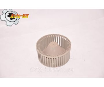 Крыльчатка вентилятора двигателя отопителя салона FAW 1051 ФАВ 1051 (3,17)