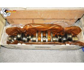 Вал коленчатый WD615 с маслосгонной канавкой (HUATAI) HOWO ХОВО