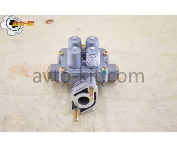 Клапан тормозной защитный 4-контурный (пневматический) SORL FAW-3252