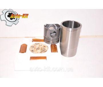 Комплект поршневой (4гил, 4пор, 4пал, 4кол) FAW 1061 ФАВ 1061 (4,75 л) палец d=42